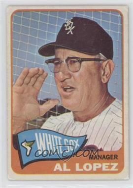 1965 Topps - [Base] #414 - Al Lopez