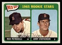 Rico Petrocelli, Jerry Stephenson [NM MT]