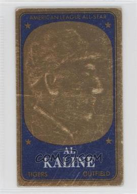 1965 Topps - Embossed #13 - Al Kaline [Good to VG‑EX]