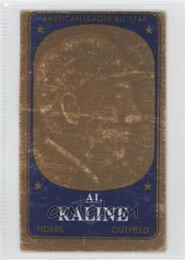 1965 Topps Embossed #13 - Al Kaline [Good to VG‑EX]