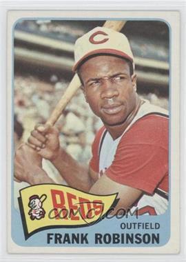 1965 Topps #120 - Frank Robinson