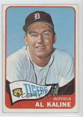 1965 Topps #130 - Al Kaline [Good to VG‑EX]