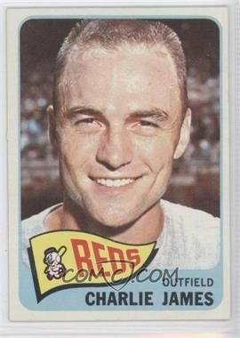 1965 Topps #141 - Charlie James