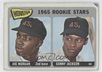 1965 Rookie Stars (Joe Morgan, Sonny Jackson) [GoodtoVG‑EX]