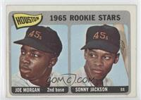 1965 Rookie Stars (Joe Morgan, Sonny Jackson)