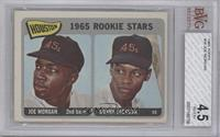 Houston Rookie Stars (Joe Morgan, Sonny Jackson) [BVG 4.5]