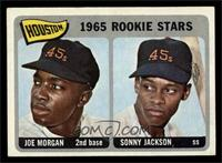 Houston Rookie Stars (Joe Morgan, Sonny Jackson) [EXMT]