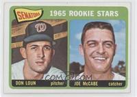 Don Loun, Joe McCabe