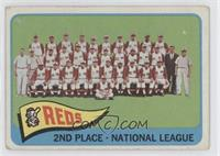 Cincinnati Reds Team [Good to VG‑EX]