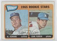 Al Ferrara, John Purdin