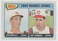 1965 Rookie Stars Reds (Dave Nelson, Art Shamsky) [PoortoFair]