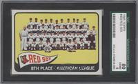 Boston Red Sox Team [SGC 80]
