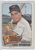 Luis Aparicio [Poor to Fair]
