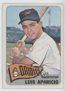 1965 Topps #410 - Luis Aparicio