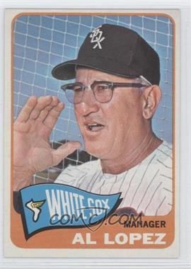 1965 Topps #414 - Al Lopez