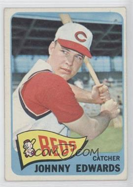 1965 Topps #418 - Johnny Edwards