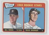 Bill Roman, Bruce Brubaker