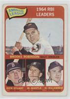 Brooks Robinson, Mickey Mantle, Harmon Killebrew, Dick Stuart [Poorto&nbs…