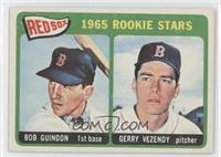 Bobby Guindon, Gerry Vezendy