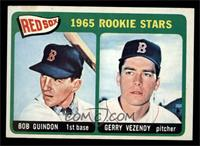 Bobby Guindon, Gerry Vezendy [EX]