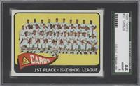 St. Louis Cardinals Team [SGC 88]