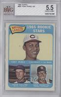 Tony Perez, Kevin Collins, Dave Ricketts [BVG 5.5]