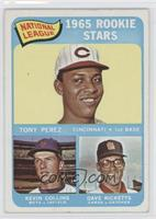 Tony Perez, Kevin Collins, Dave Ricketts [Good to VG‑EX]