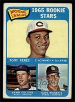 Tony Perez, Kevin Collins, Dave Ricketts [VG]