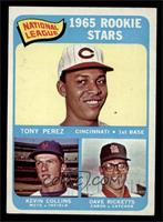Tony Perez, Kevin Collins, Dave Ricketts [VG EX]