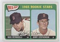 Rico Petrocelli, Jerry Stephenson