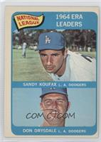 Sandy Koufax, Don Drysdale