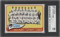 Chicago Cubs Team [SGC 86]