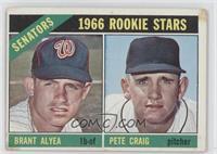 Brant Alyea, Pete Craig