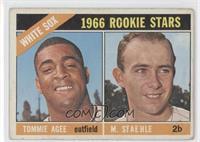 Tommie Agee, Marv Staehle [PoortoFair]