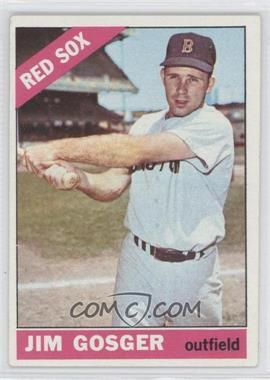 1966 Topps - [Base] #114 - Jim Gosger