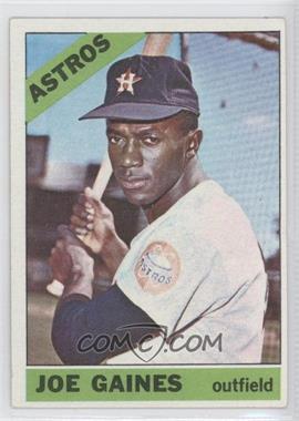 1966 Topps - [Base] #122 - Joe Gaines