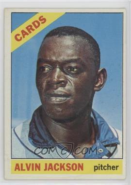 1966 Topps - [Base] #206 - Al Jackson