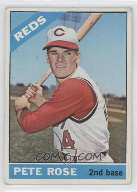 1966 Topps - [Base] #30 - Pete Rose [Good to VG‑EX]