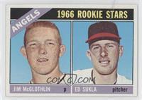 Jim McGlothlin, Ed Sukla