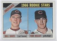 Bill Davis, Tom Kelley