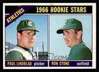 Athletics Rookies (Paul Lindblad, Ron Stone) [EXMT]