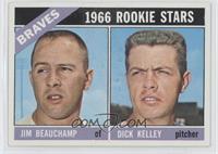 Jim Beauchamp, Dick Kelley
