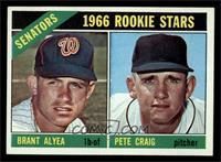 Senators Rookie Stars (Brant Alyea, Pete Craig) [EXMT]