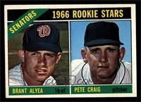 Senators Rookie Stars (Brant Alyea, Pete Craig) [NM]