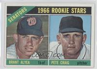 Senators Rookie Stars (Brant Alyea, Pete Craig)