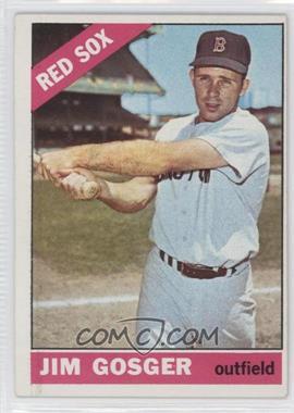 1966 Topps #114 - Jim Gosger