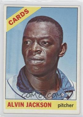 1966 Topps #206 - Al Jackson