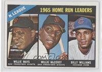 Roberto Clemente, Hank Aaron, Willie Mays