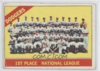Los Angeles Dodgers Team