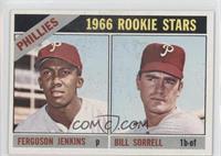Phillies Rookie Stars (Fergie Jenkins, Bill Sorrell)